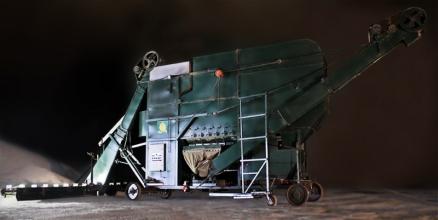 Зерноочисний комплекс СІК-25 - інноваційні технології в сільському господарстві