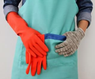 Что нужно знать, покупая перчатки резиновые оптом?