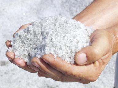 Соль кормовая брикетированная оптом или Где лучше покупать соль для животных во Львове?