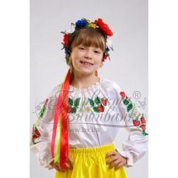 Вишиванки для дівчаток  як стильно одягнути маленьку принцесу ... 29edb63a95627