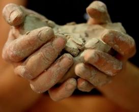 Голубая кембрийская глина — подарок природы из глубины веков