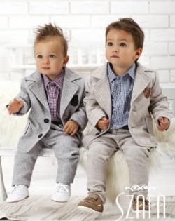 Щоб дитині було комфортно, тіло дихало, компанія «Krasnal» виготовляє  дитячий одяг з натуральних тканин  бавовни, льону, вовни. Одяг з цих тканин  м який, ... ff5626373c9