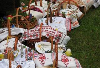 Великодня вишивка в найкращих українських традиціях. До свята Великодня  лишилося зовсім недовго. Підготовка до нього займає чимало часу. 933d5cfbf7d98