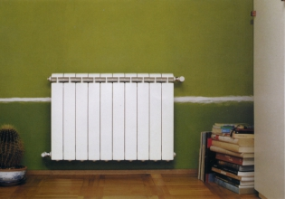Биметаллические радиаторы Global Style Plus: специально для украинских систем отопления