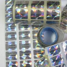 Голографическая печать самоклеящихся этикеток – эффективный метод борьбы с несанкционированным копированием