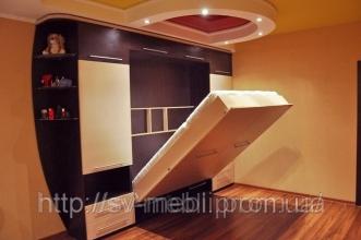 Меблі-трансформер - знахідка для маленьких квартир