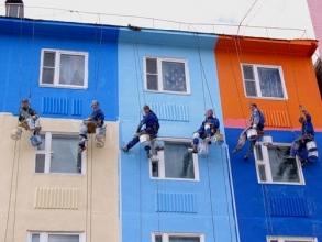 Фарбування фасаду - що потрібно знати?