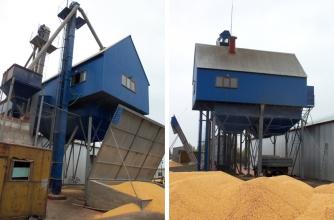 Зерноочисні машини - якісна очистка і сортування зерна