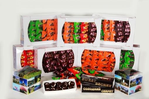 Сухофрукти в шоколаді - корисно і смачно