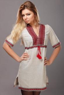 Плаття вишиванка: старі традиції на новий лад!
