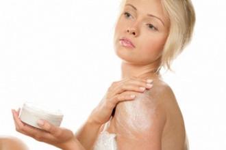Натуральний крем для тіла: скажи