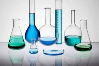 Хімічний посуд та лабораторне обладнання
