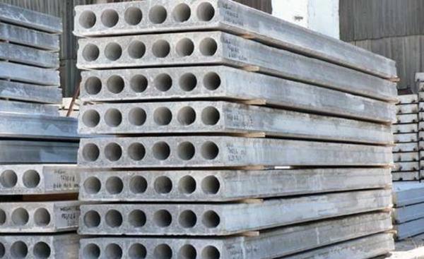 Залізобетонні плити: види, особливості та переваги