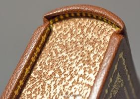 Золотий обріз книги. Як робиться золочення