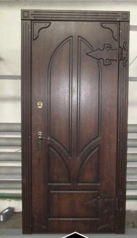 Металлические двери от компании «Броневик» - качество и долговечность