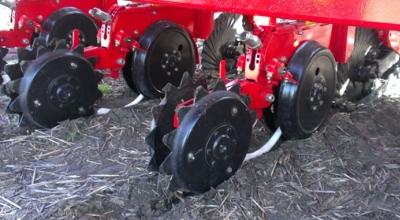 Агротехнології: техніка для нульової обробки грунту