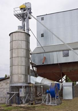 Сушка зерна: як краще і чим краще