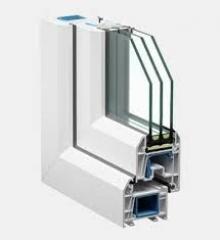 Матеріал і технологія виготовлення металопластикових вікон