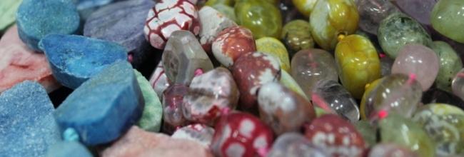 Редкие природные камни для украшений