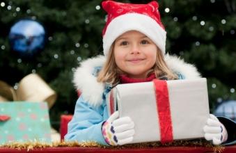Новорічна казка вже в дорозі! Давайте радувати діток разом!
