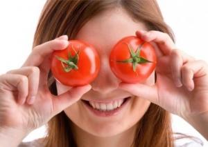 Трохи про користь томатів