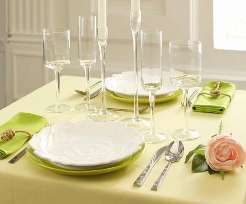 Професійний посуд: правила та варіанти сервірування столу