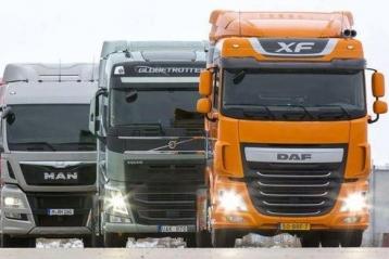 Розбирання вантажівок: оригінальні запчастини за низькими цінами