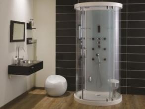Гідромасажні душові кабіни - всі зручності в одному флаконі!