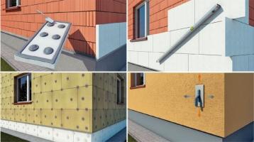 Утеплення зовнішніх стін: пінополістирол або мінеральна вата?
