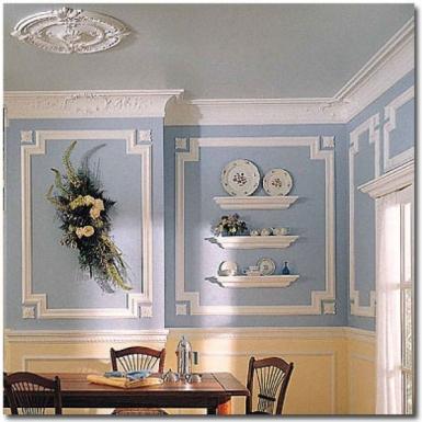 Вдалий декор стін — як бездоганний make-up! Не можеш пригадати деталей, але ти в захваті!