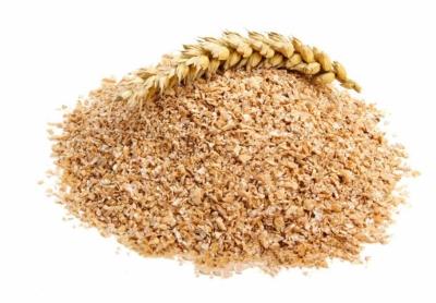 Висівки пшеничні — обов'язковий компонент для годування тварин