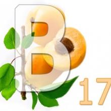 Пропонуємовітамін В17 проти раку купити та забути про проблеми зі здоров'ям!