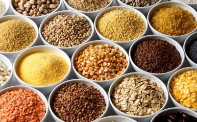 Топ-3 корисних круп:пшениця,органічне зерно амарант,льон