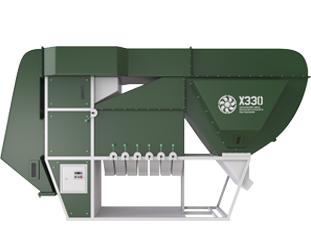 Сепараторы зерна: лучшаяочистка и калибровка