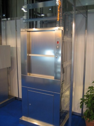 Малый грузовой лифт: особенности использования