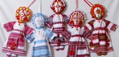 Таємниця українського оберегу: авторські ляльки-мотанки!