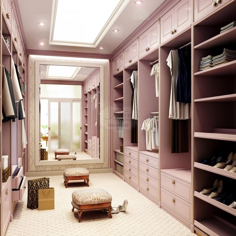 Как спроектировать гардеробную?