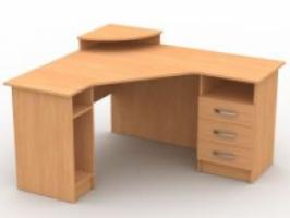 Кутові комп'ютерні столи недорого: вимоги до них