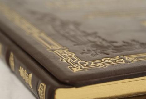 Переплет и реставрация книг: подарите книгам вторю жизнь!