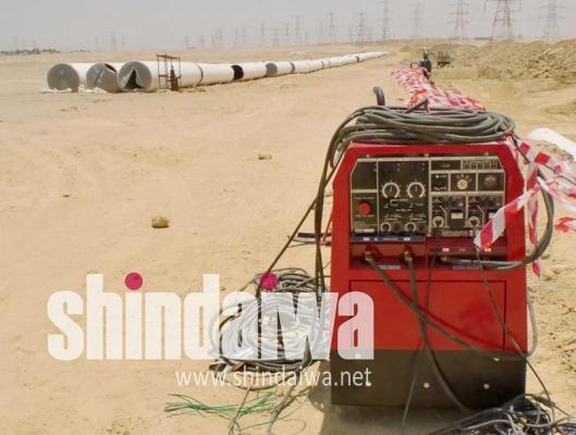 Дизельные сварочные агрегаты Shindaiwa - японская продуктивность и надежность!
