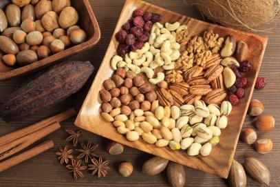 ТОП-7 найкорисніших горіхів