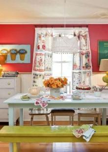 Поради щодо декорування інтер'єру кухні: вишивка натюрморт на кухню.
