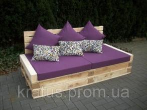Пошиття подушок для меблів з піддонів — зручний спосіб оновити меблі!