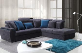 Красиві кутові дивани: 10 переваг в їх користь