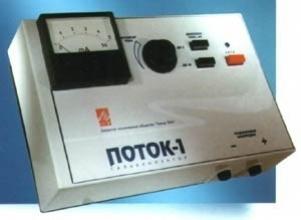 Апарат Потік-1: характеристикита правила використання