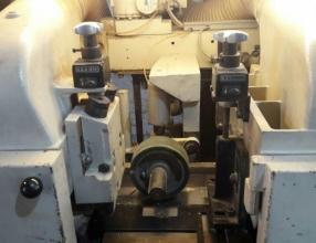 Чотиристоронній фрезерний верстат: зручна та ефективна обробка пиломатеріалів