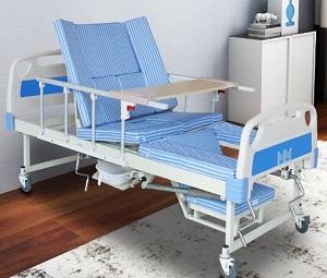 Как выбрать медицинскую функциональную кровать