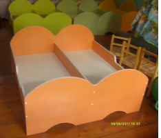 Меблі для дитсадка від нашої компанії та їх характеристика