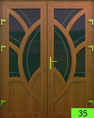 Якісні металопластикові двері від Фабрики Комфорту