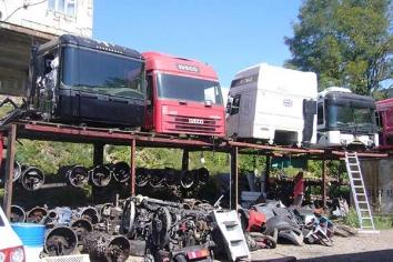 Авторозбірка вантажних напівпричепів - гарантія економії на деталях!